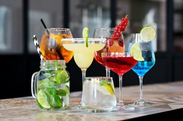 bebidas alcóolicas