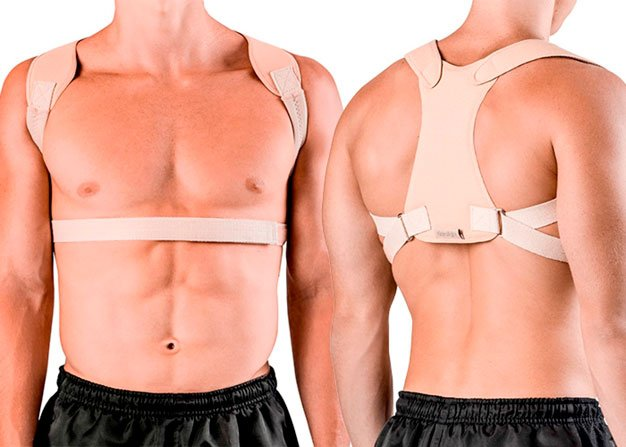 corretor postural masculino