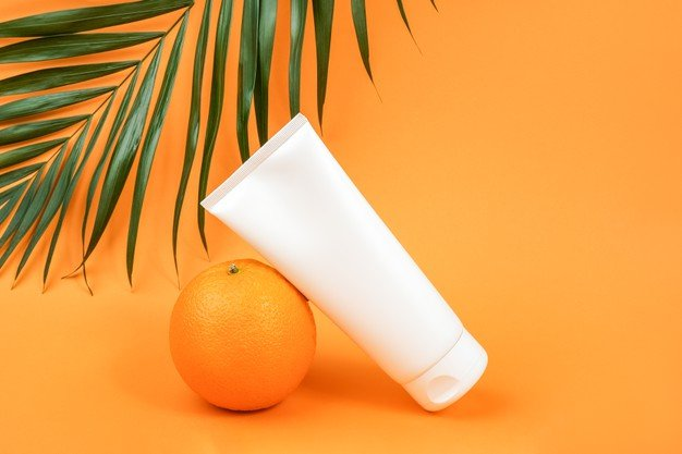 Creme de vitamina C