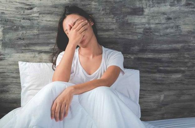 depressão mulher deprimida