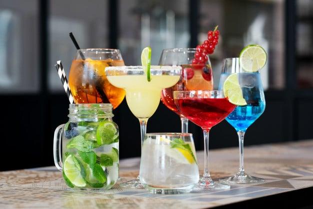 drinks alcoólicos