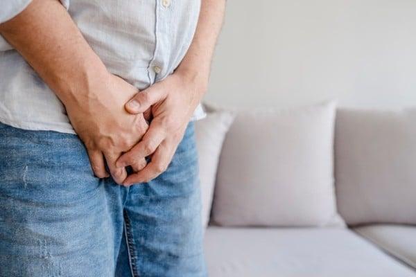 sintoma de infecção urinária