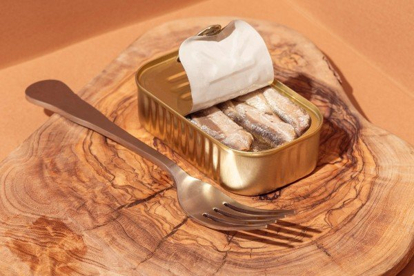 lata de sardinha