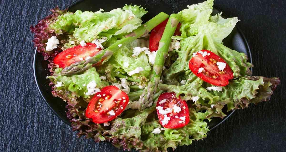 Salada de aspargo