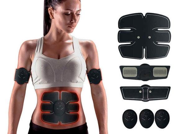 estimulador elétrico abdominal