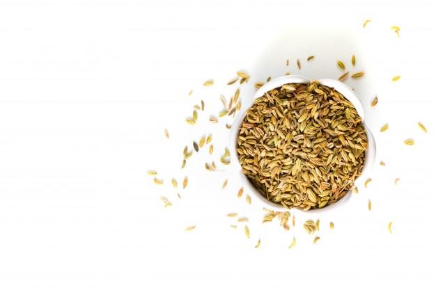 semente de erva doce (funcho)
