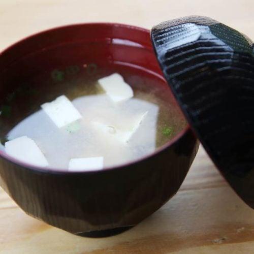 Sopa de missô