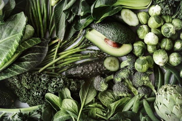 vegetais verdes 2