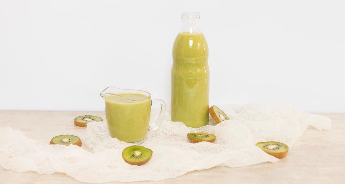 Vitamina de kiwi