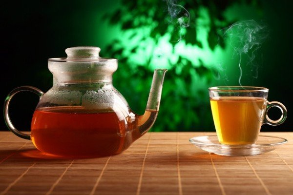 chá de guiné