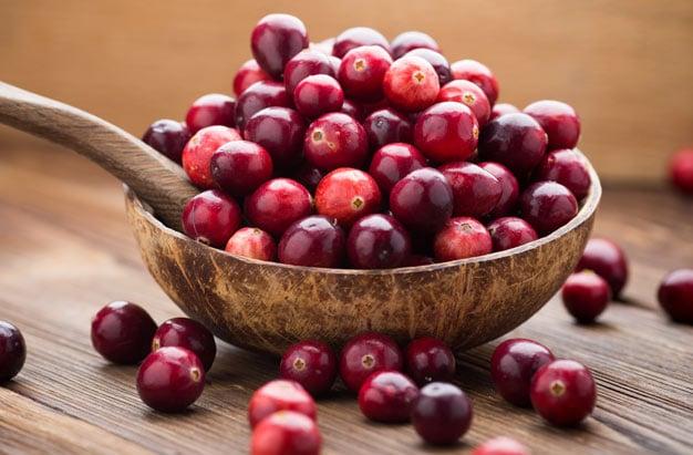 Cranberry ou uva-do-monte