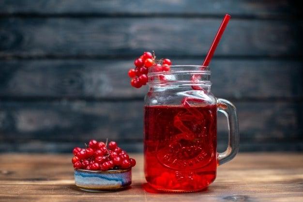 suco de cranberry uva do monte
