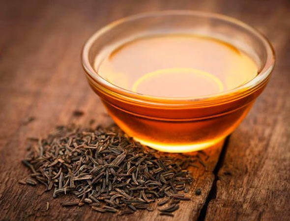 Chá de alcaravia (Carum carvi)